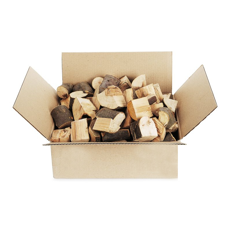 Find a variety of smoking wood chips