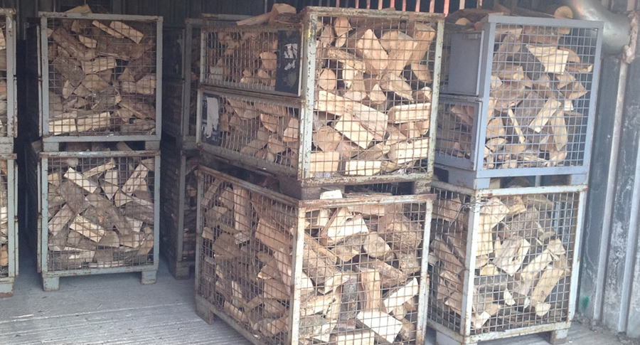 Kiln Dried Logs for Burning Best